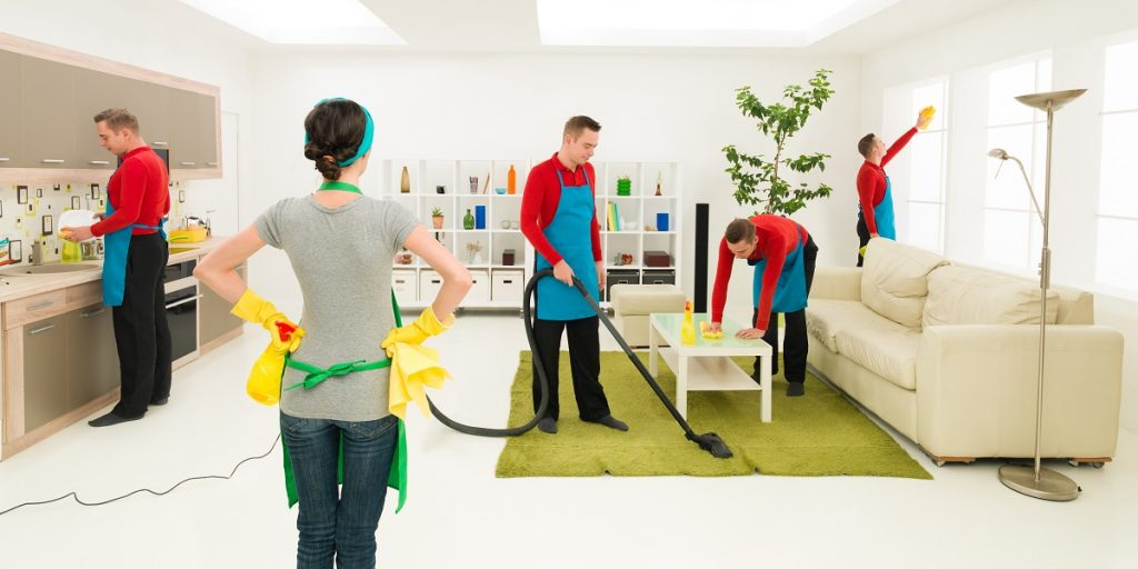 multiple cleaners