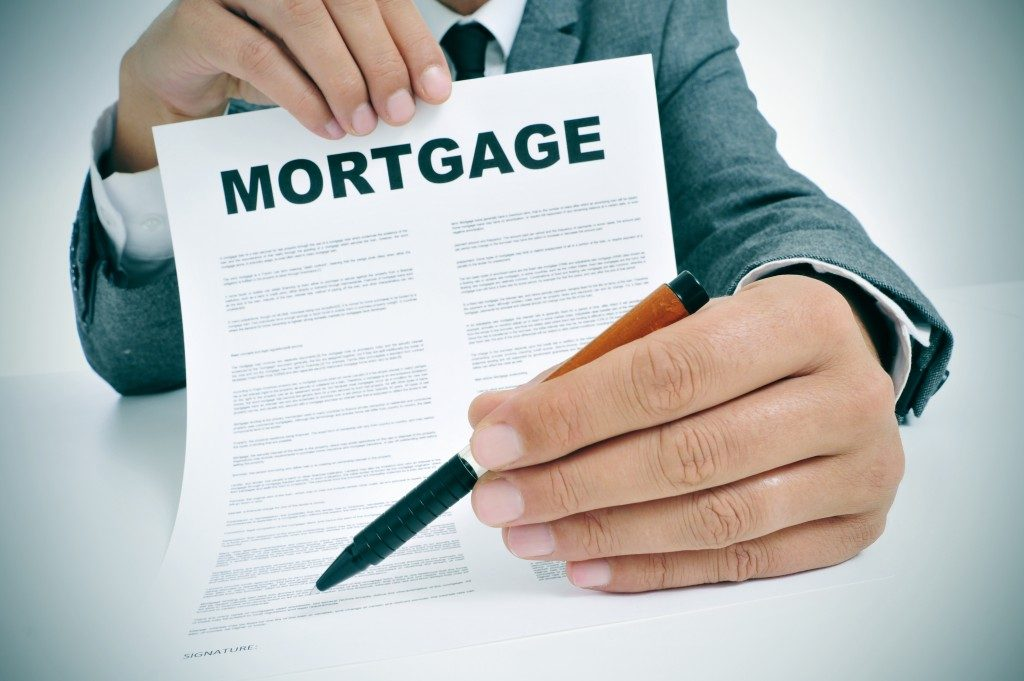 Peer-to-peer Mortgage Application