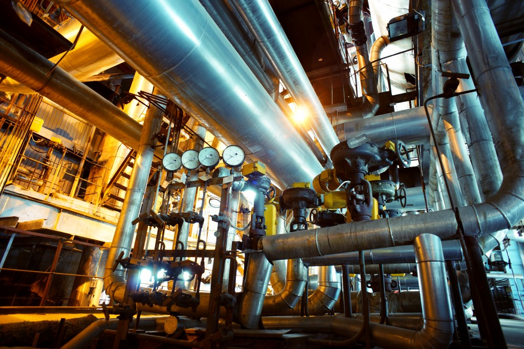 Steel Piping Systems